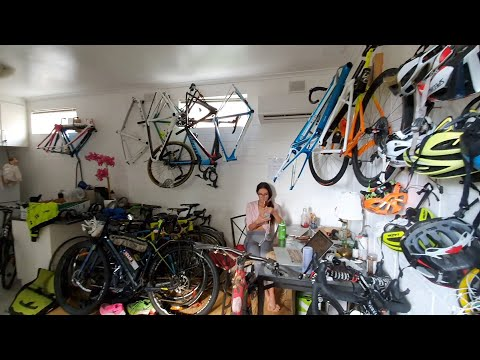 When You Own More Bikes Than Your Local Bike Shop Has...