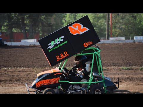 Points race #7 at cottage grove speedway!