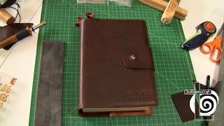This video is not available. Hot Stamping or Branding Leather Bible Cover Walnut Hollow Wood Burner