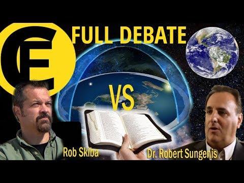 Rob Skiba vs. Dr. Robert Sungenis | Flat Earth Biblical Debate 2018 thumbnail