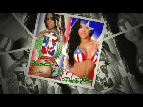 Dominican Vs Puerto Rican Trap - Dj 3ni Platano Mentao