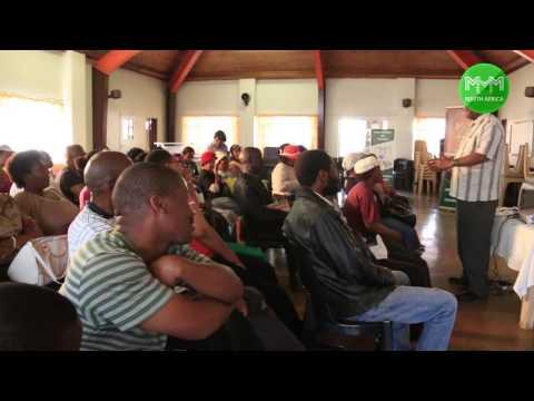 MMM South Africa Presentation, Ipelegeng Soweto  - 01 September 2015