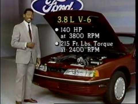 1990 Ford Thunderbird Dealer Intro Part 1of2