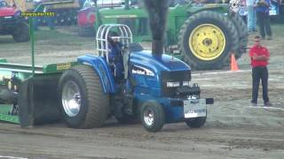2016 Canfield Fair FPP Limited Pro/Super Farm Tractor Pull