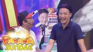 Banana Sundae: The BananaKada pulls off a birthday surprise for Ryan Bang
