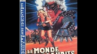 Le Monde Des Maudits (Land of Doom) 1986