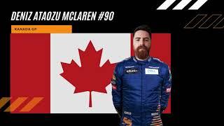 Thrustmaster TR Endurance League - F12020 Kanada GP