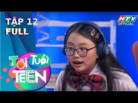 TÔI TUỔI TEEN | Khả Như-Anh Đức-Huỳnh Lập-Cris Phan Náo Loạn Lớp Học | TTT TẬP 12 FULL
