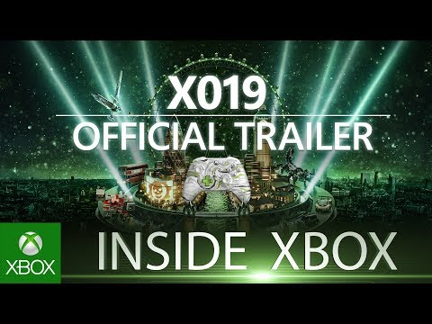 BIGGEST. INSIDE XBOX. EVER. X019 Special Promo