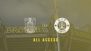 ALL ACCESS: Superliga-start og sejrssang | brondby.com