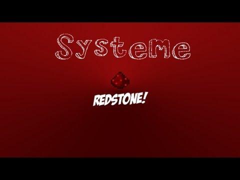 Systeme redstone passage secret