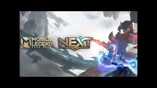 PROJETO NEXT CHEGOU / Mobile Legends