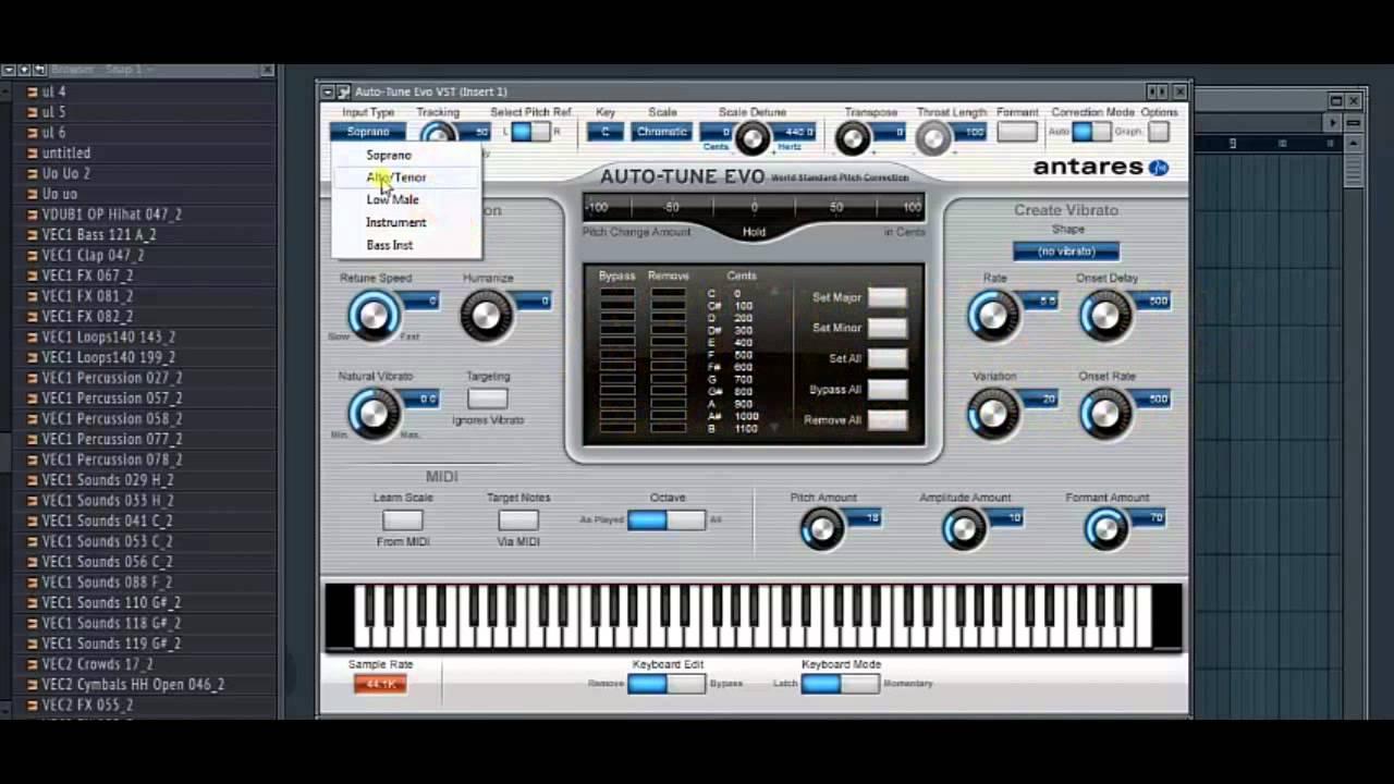 Download autotune for fl studio 10