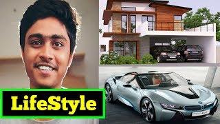 Jump Cuts ( Hari Baskar ) Income House Cars Family and Luxurious LifeStyle thumbnail