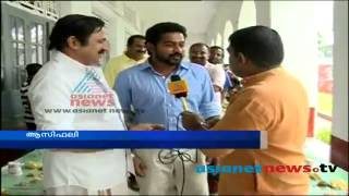 Onasadya at Bicycle Thieves Malayalam Movie Location