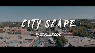 4k Calgary Alberta Drone footage (City Scape)