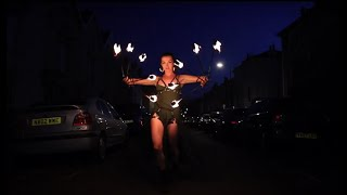 Antonia Purdie - Urban Fire Show