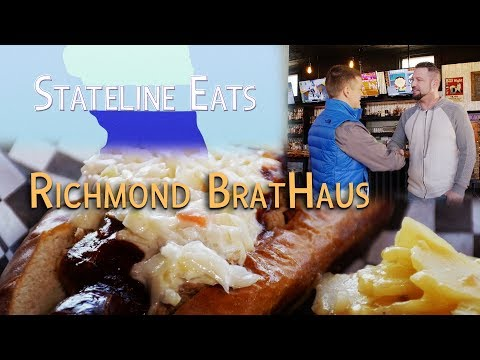 StatelineEats @ Richmond BratHaus