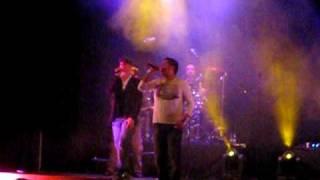 ANDY Y LUCAS EN TABERNAS 23-01-10