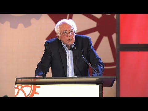 "Bernie Sanders on Resisting Trump, Why the Democratic Party is an ""Absolute Failure"" & More"