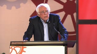"""Bernie Sanders on Resisting Trump, Why the Democratic Party is an """"Absolute Failure"""" & More"""
