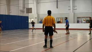 Kearney Family YMCA Coed Indoor Soccer Week 4 Highlights | Shane Darnall