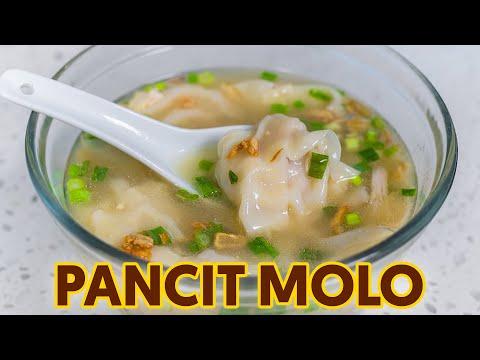 Pancit Molo - Panlasang Pinoy