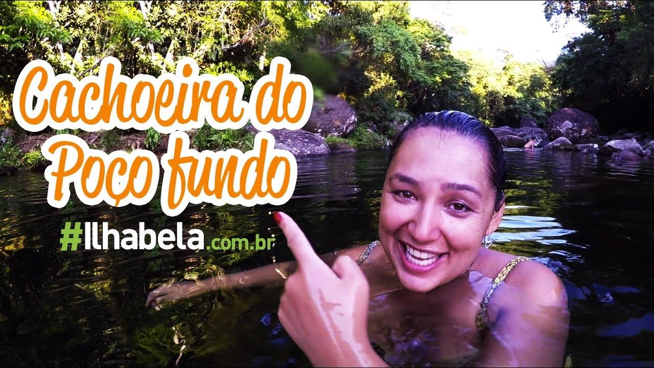 11de01efff53d ILHABELA - Especial Bonete Parte 4 Cachoeira do Poço Fundo - YouTube
