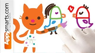 Sago Mini Doodlecast part 2 - fun app for kids [iPhone,iPad,iPod Touch]