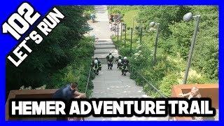 Let´s Run #102 RAW: Hemer Adventure Trail - OHNE Kommentare - kompletter Lauf