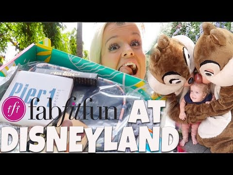 FAB FIT FUN AT DISNEYLAND: VLOG 219
