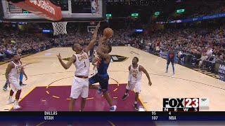 VIDEO - With Westbrook sidelined, Thunder wins sixth straight