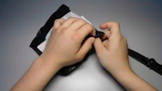Керамический нож-птичка. Посылка из Китая №5