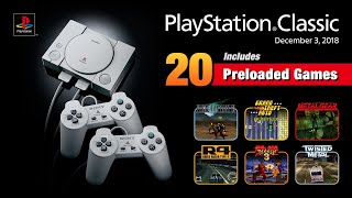Sony Playstation Classic: My Honest Thoughts