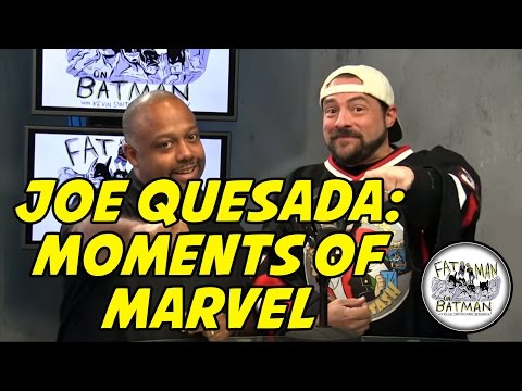 JOE QUESADA: MOMENTS OF MARVEL