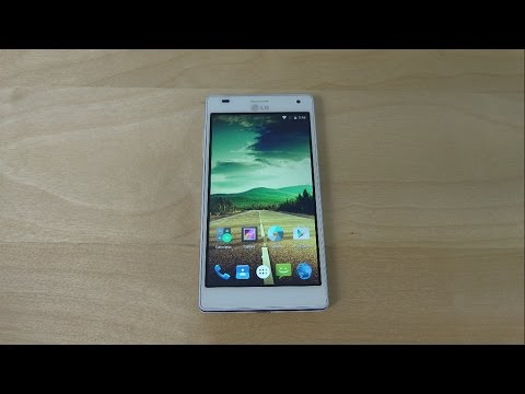 LG Optimus 4X HD Android 5.1 Lollipop - Review (4K)