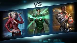Injustice 2 games