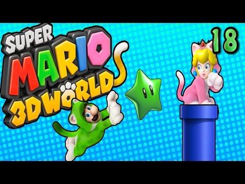 Super Mario 3D World: Meget flot 2. plads - Part 18 - Godt Gamed -
