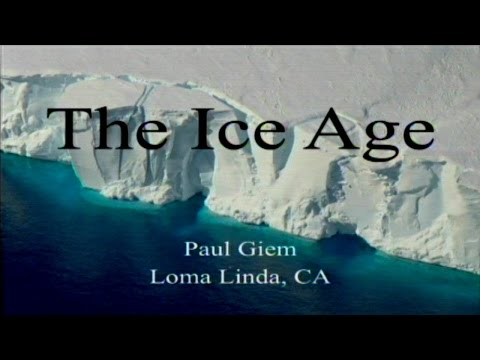 The Ice Age 3-11-2017 by Paul Giem