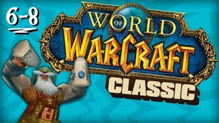 The WoW Classic Hype Series | Light's Hope WoW Leveling | LvL 6-8