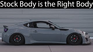 58min Ultimate Stock Body FRS/BRZ/86 Compilation