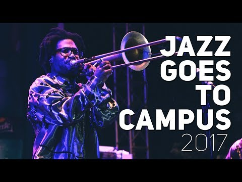 Jazz Goes To Campus 2017