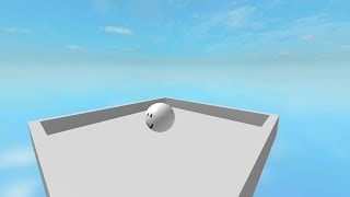 Roblox/ push the ball out of the box / OBBY DONE! Math ( imposible) AND ITS RAINING BALLS!