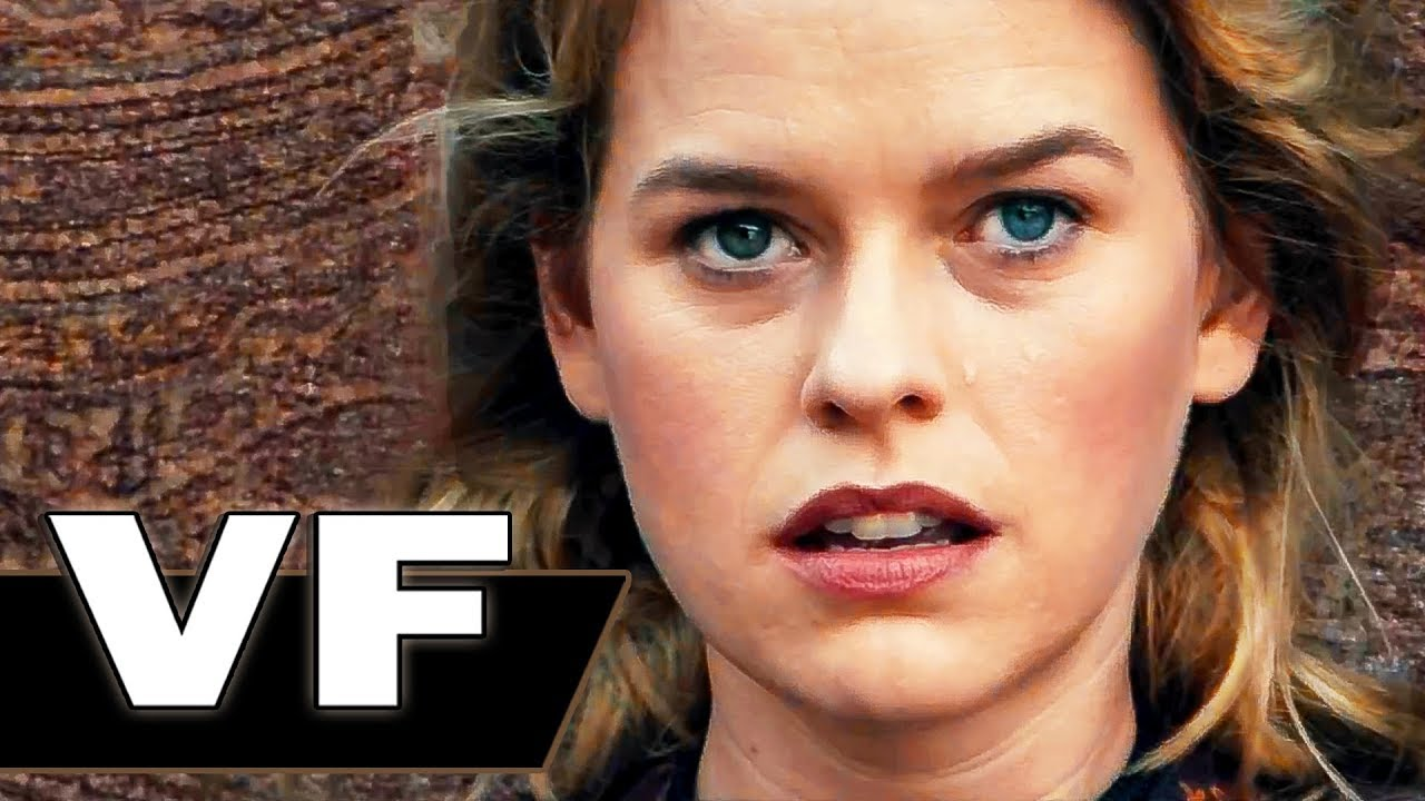 LADY GUN FIGHTER Bande Annonce VF (2018) Alice Eve, Action, Romance