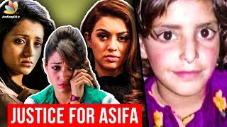 Celebs Angry & Painful Response to Kashmir Rape case | Justice For Asifa