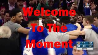 """welcome to the moment"" - philadelphia 76ers 2017-18 season hype (pump-up montage)"