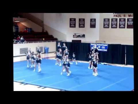Edythe J  Hayes Middle School Cheer
