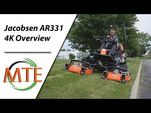 Jacobsen AR331 4K Overview