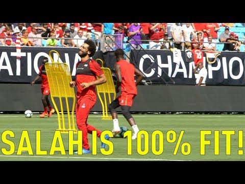 Mohamed Salah is 100% fit! | Klopp Presser | Liverpool v Dortmund