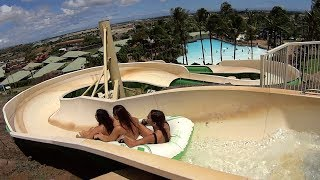 Scary Kahuna Water Slide at Wet